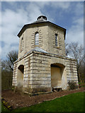 SO8610 : Painswick Rococo Garden - Pigeon House by Chris Allen