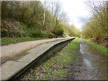 SD7705 : Platform at Ringley Road by Raymond Knapman