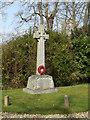 TG1902 : Swardeston War Memorial by Adrian Cable