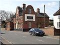 TG2002 : Dog Inn Public House, Swardeston by Adrian Cable