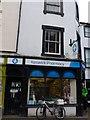 NY2623 : Keswick Pharmacy, Yerxa Lane by Basher Eyre