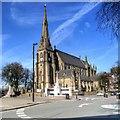 SD8010 : Parish Church of Saint Mary the Virgin, Bury by David Dixon
