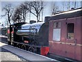 SD8010 : WD75008 Swiftsure at Bolton Street Station by David Dixon