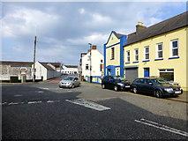 D3115 : New Road, Glenarm by Kenneth  Allen