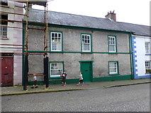 D3115 : Town house, Glenarm by Kenneth  Allen