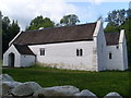 ST1177 : St Teilo's Church at the National History Museum, St Fagans by David Hillas
