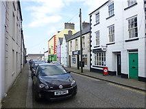 D3115 : Tobervine Street, Glenarm by Kenneth  Allen