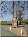 TG3602 : The Langley War Memorial by Adrian S Pye