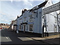 TM3389 : Earsham Street & The Castle Inn Public House by Adrian Cable