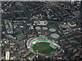 TQ3177 : The Oval from the air by Thomas Nugent