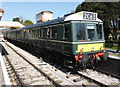 SP0532 : Gloucestershire Warwickshire Railway - diesel multiple unit by Chris Allen