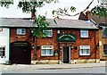 TF1409 : The Crown and Anchor at Deeping St James, near Bourne, Lincolnshire by Rex Needle