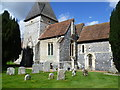 TR1855 : St Mary's Church, Patrixbourne by Marathon