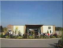 SE6301 : Safari Village building at the Yorkshire Wildlife Park by John Slater