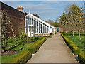 SU8612 : Glasshouses, West Dean Gardens by Alan Hunt