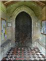 SK6929 : Church of St Luke, Hickling by Alan Murray-Rust