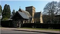 TQ0165 : Holy Trinity Church by James Emmans