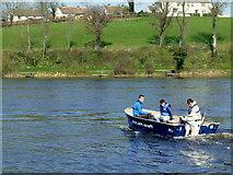 H2244 : Out for a spin, Enniskillen by Kenneth  Allen