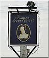 TM2134 : The Erwarton Queen's Head by Adrian S Pye