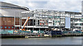J3474 : The Waterfront Hall, Belfast - April 2015(4) by Albert Bridge