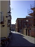 SX9292 : Castle Street, Exeter by David Smith
