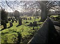SE3556 : Cemetery, Knaresborough by Derek Harper
