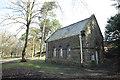 SE1952 : Pump house at Swinsty by John Winder