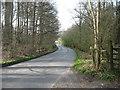 SU9195 : The lane through Penn Wood by David Purchase