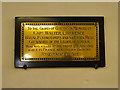 TG5204 : War Memorial to Capt. Walter Lawrence RFC by Adrian S Pye