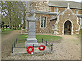 TF6615 : Middleton War Memorial by Adrian S Pye