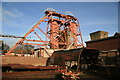 SK4114 : Snibston Colliery by Chris Allen
