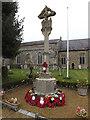 TM0262 : Haughley War Memorial by Geographer