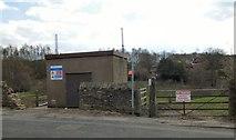 SJ9694 : Footpath to Brookfold Lane by Gerald England