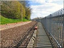 SJ9694 : Godley Hill Road by Gerald England