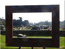 SE2065 : 'Framing the Landscape' at Brimham Rocks by Rod Allday