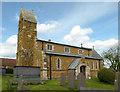 SK7123 : Church of St Michael, Wartnaby by Alan Murray-Rust