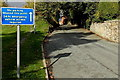 SO4593 : No parking beyond this point, Church Stretton by Jaggery