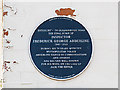 Photo of Frederick Abberline blue plaque