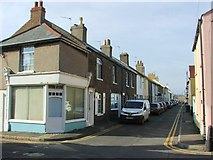 TR3751 : York Road, Walmer by Chris Whippet