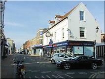 TR3752 : High Street, Deal by Chris Whippet