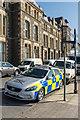 SN5882 : Mock police car by Ian Capper