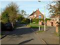 SK6925 : Heckadeck Lane by Alan Murray-Rust