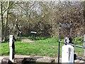 SK4530 : Old start of the Derwent Valley Heritage Way by Ian Calderwood