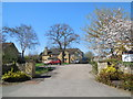 SP2032 : Apartments in Hospital Road, Moreton In Marsh by Paul Gillett