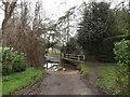 TM0461 : Ford on Dagworth Lane by Geographer