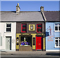 C0137 : Sweet Shop, Dunfanaghy by Rossographer