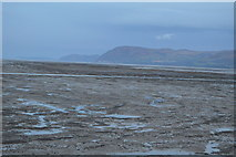 SH5873 : View to North Wales Coast by N Chadwick