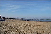 SY6879 : Weymouth Beach by Matthew Chadwick