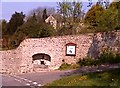 ST7568 : Road junction at Upper Swainswick by Clint Mann