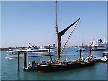 SZ6299 : Alice, Portsmouth Harbour by Robin Sones
